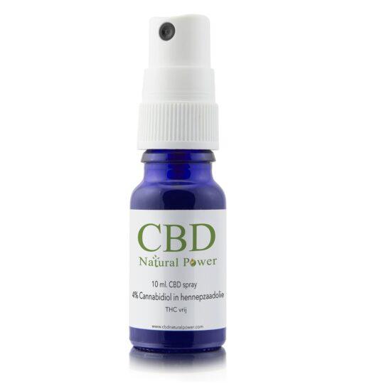 CBD oil 4% 10ml spray